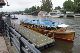 Boat Tour through Tigre Delta
